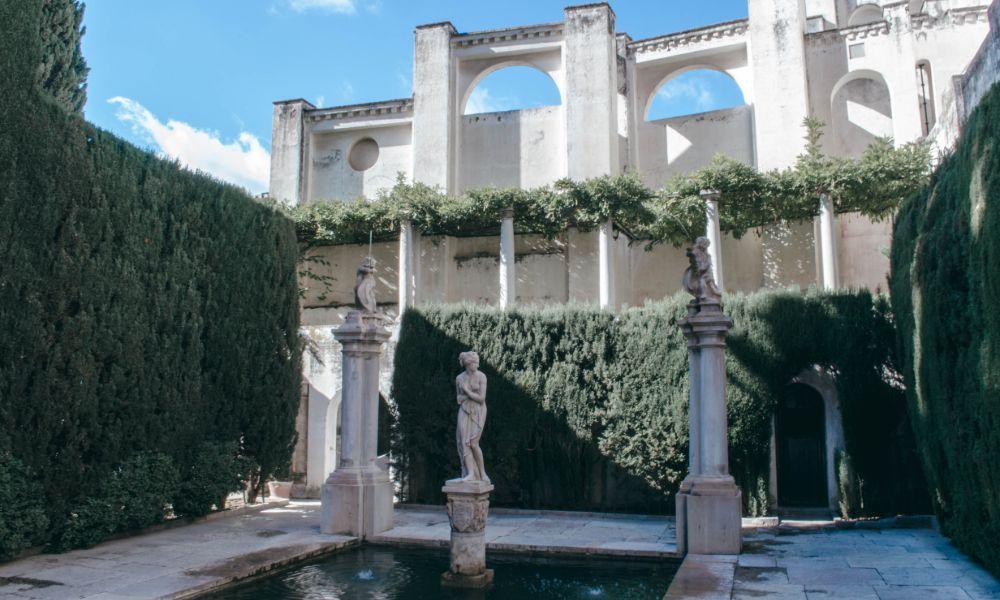 Carmen de la Fundación Rodríguez-Acosta, Granada