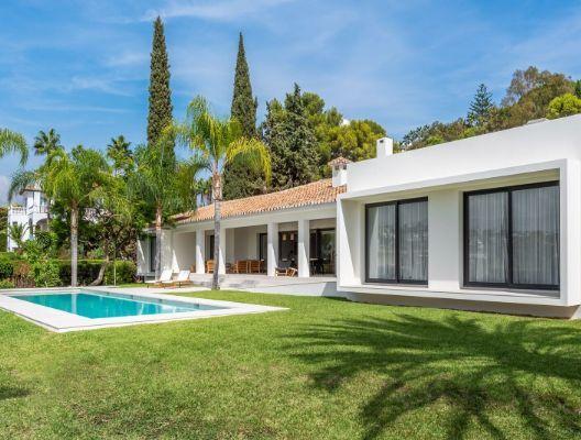 Casa Anneli, Estepona Garden