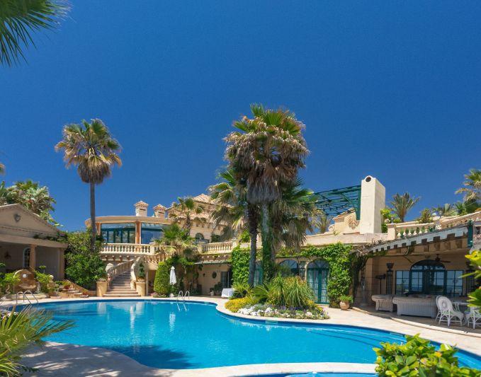 Villa Andreas Pool