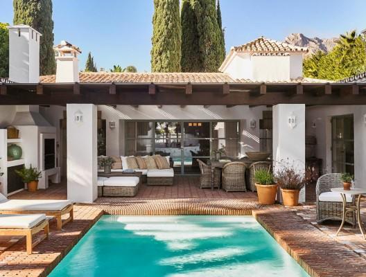 1 Villa Romero Marbella Golden Mile private pool – Copy