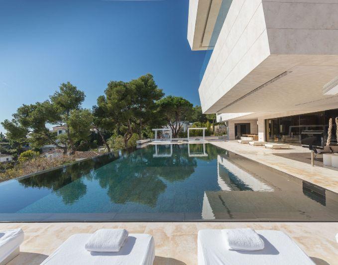 Villa Zensei Pool