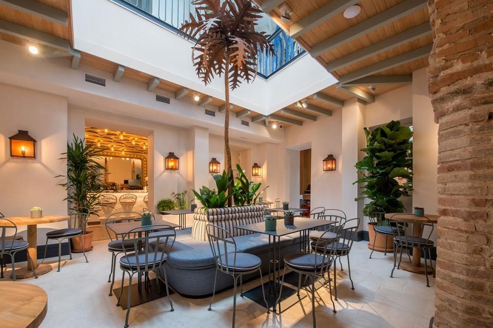 Literal Restaurant in Marbella