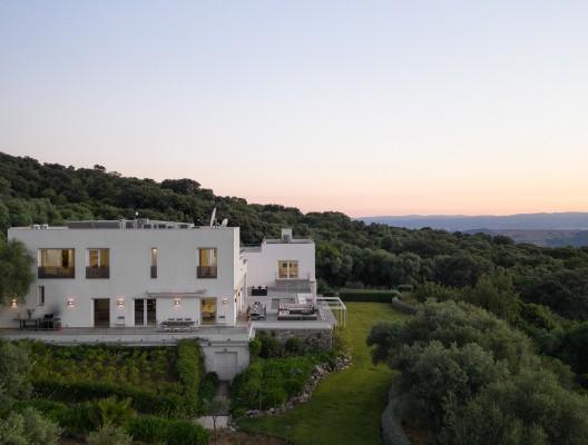 Villa Nido luxury villa Gaucin splendid views