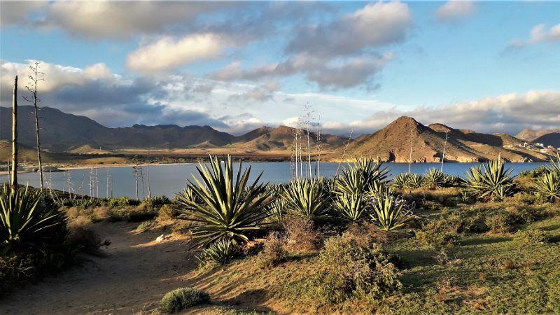 Genoveses beach, Cabo de Gata