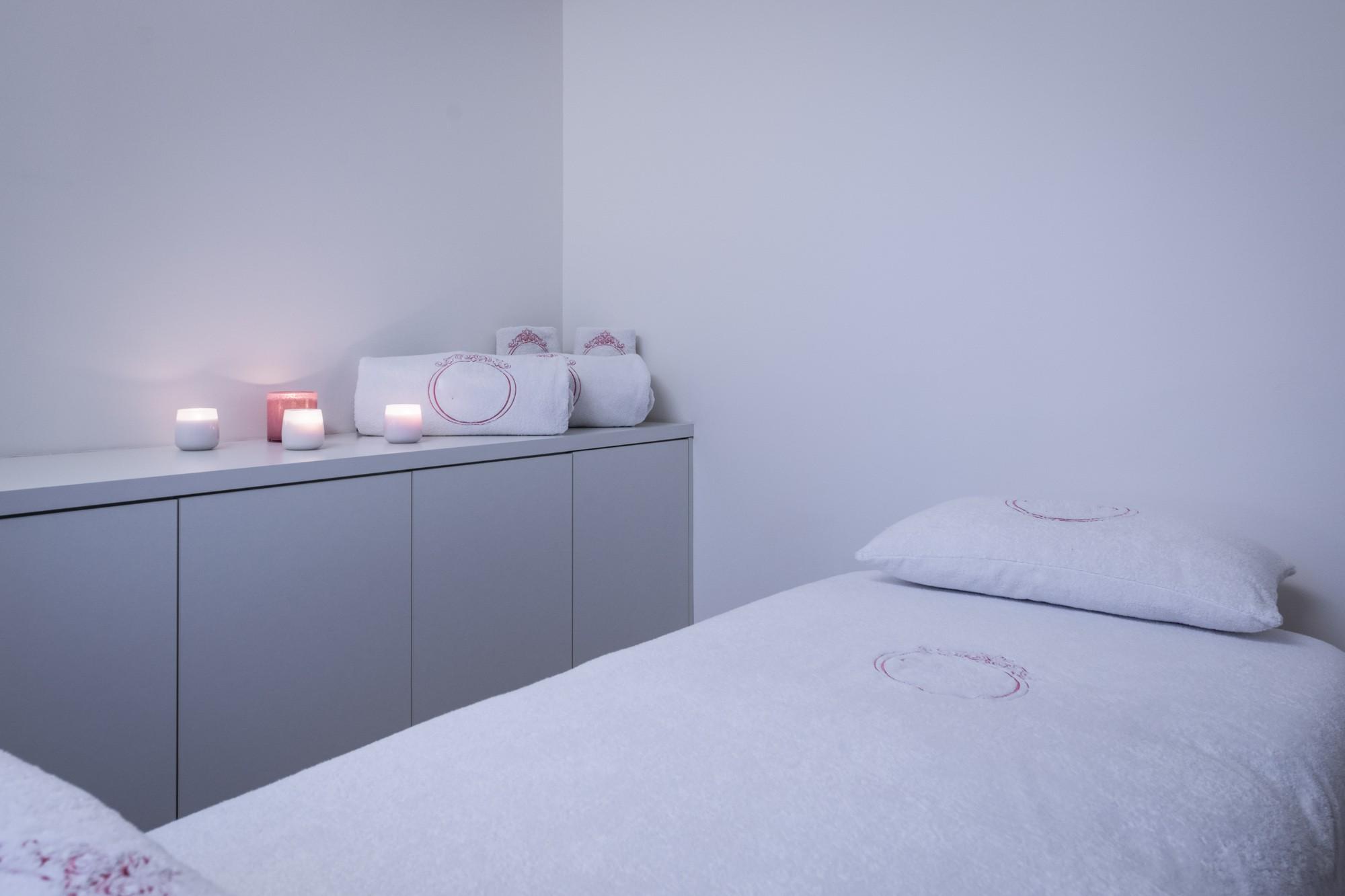 Villa Elisa private treatment room for complete indulgence