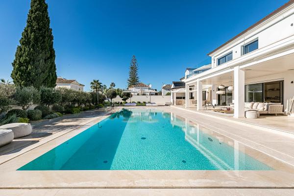 Villa Elisa: Large private pool