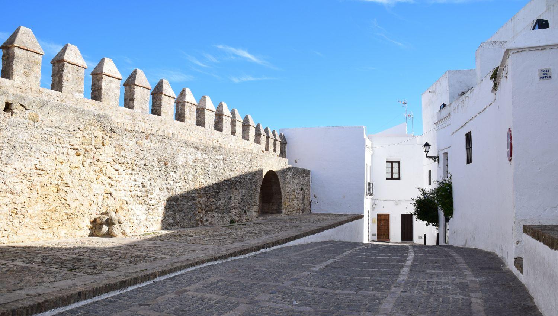Vejer de la Frontera City Wall
