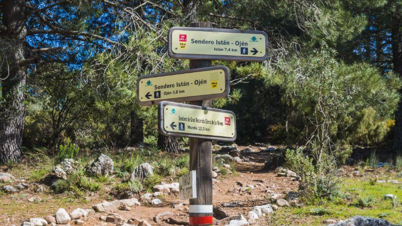 Hiking in Ojen, Marbella