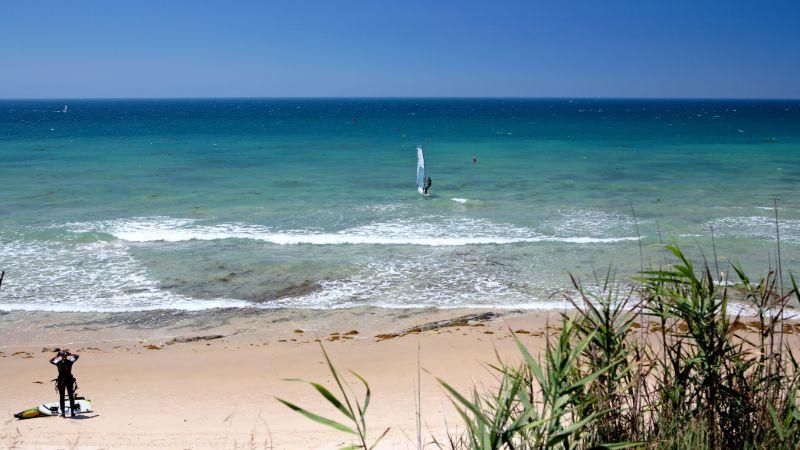 Wind Surfing in Marbella